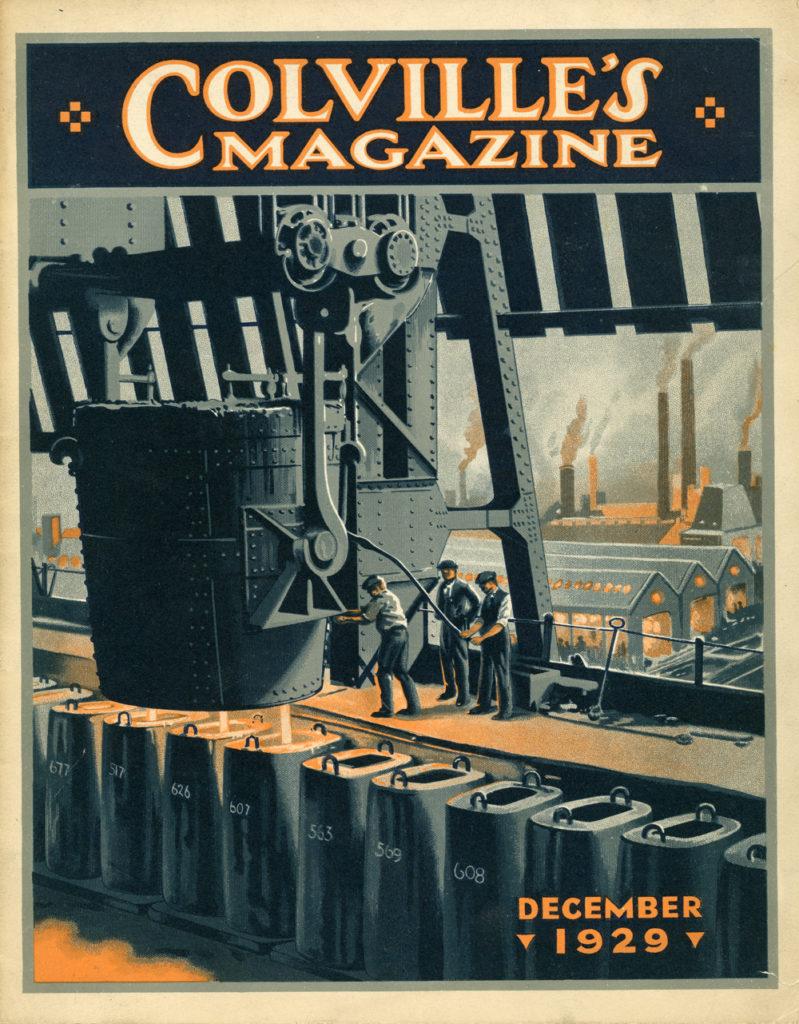 Colvilles Magazine December 1929