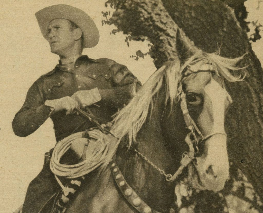 Gene Autry and Champion the Wonder Horse