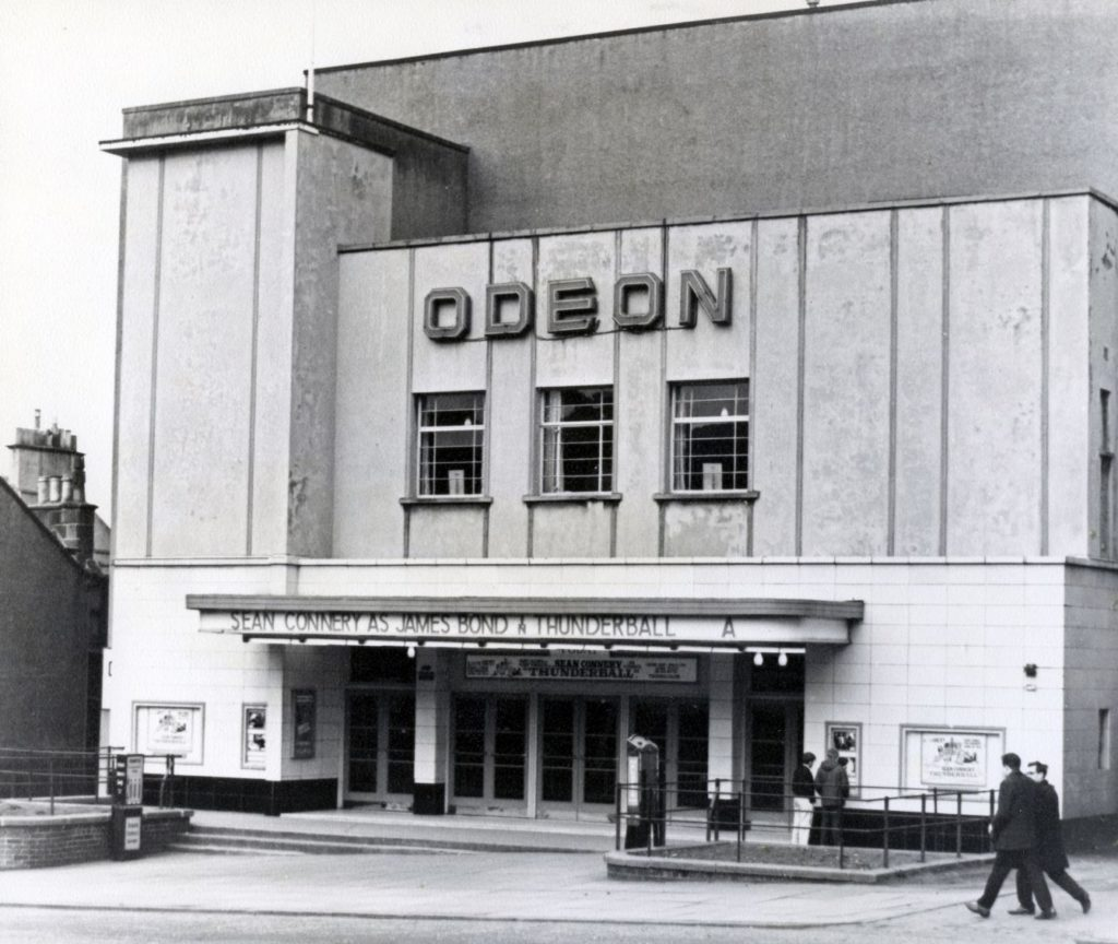 Odeon Cinema, Motherwell