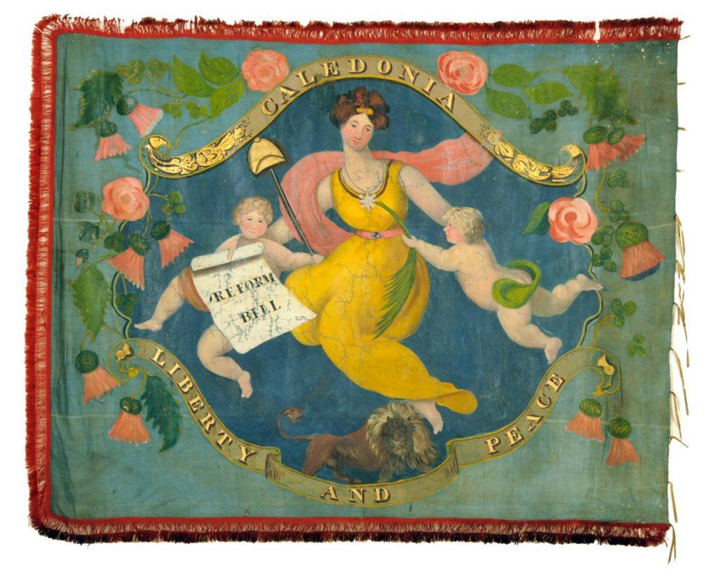 1832 Reform Banner