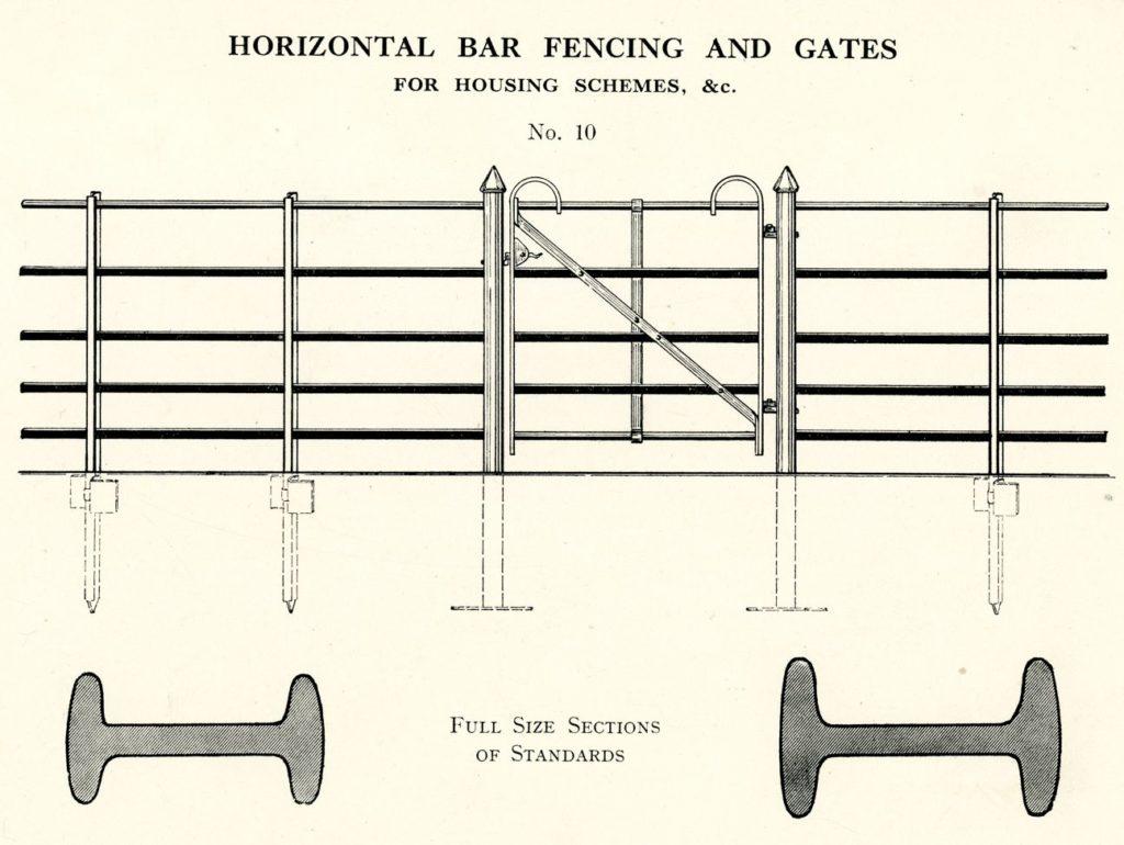 William Bain & Co Fencing