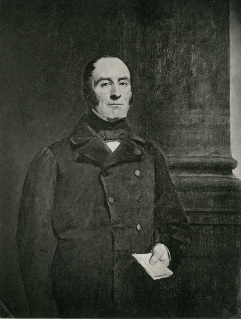 William Baird from a painting by Graham Gilbert, around 1850.