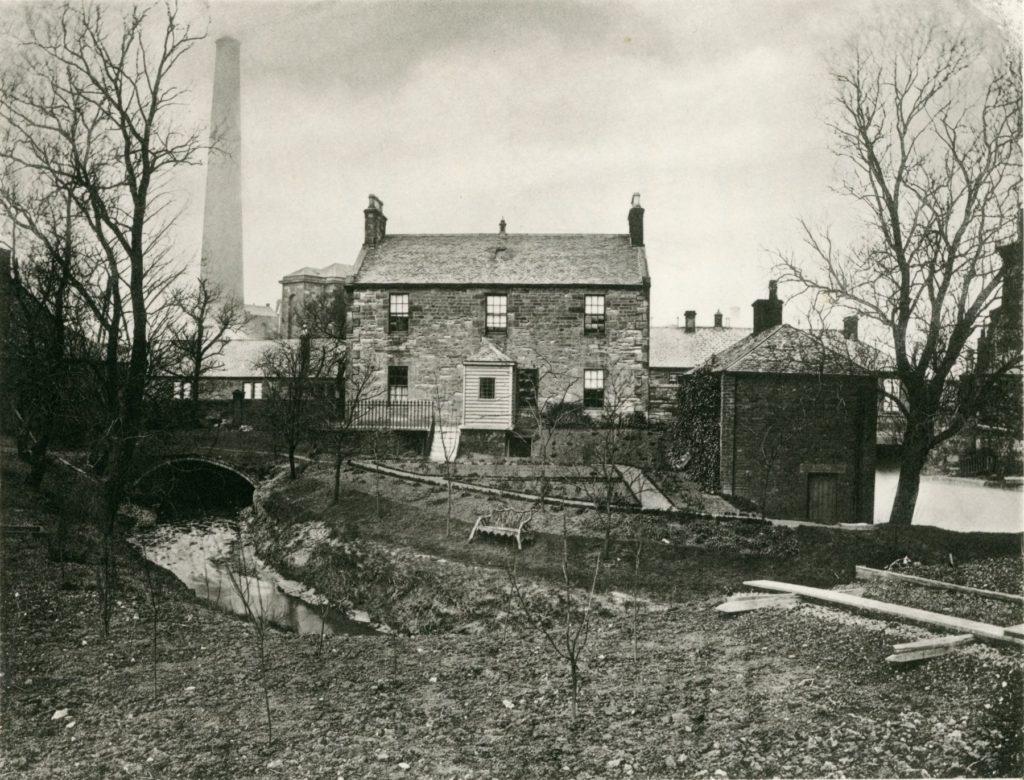 The 'Coal Hole' at Gartsherrie.